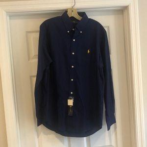 Men's Polo Ralph Lauren button up